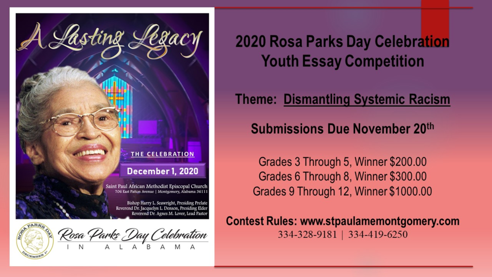 Youth Essay Competition
